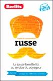 Berlitz - Guide de conversation Russe.