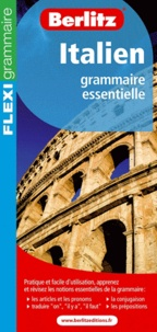 Berlitz - Italien - Grammaire essentielle.
