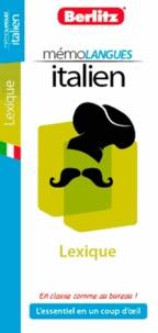 Deedr.fr Italien - Lexique Image