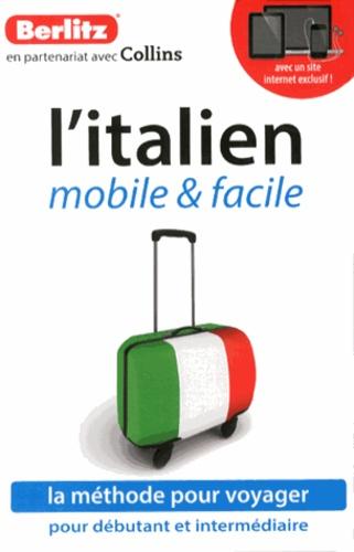 L'italien mobile & facile avec 1 CD audio - Berlitz