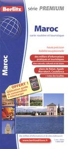 Maroc- 1/800 000 -  Berlitz pdf epub