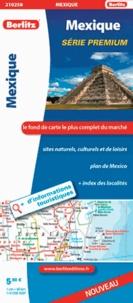 Mexique- 1/4 000 000 -  Berlitz pdf epub