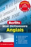 Berlitz - Mini Dictionnaire Anglais - Français-Anglais; Anglais-Français.