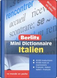 Histoiresdenlire.be Mini dictionnaire français-italien ; italien-français Image