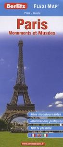 Berlitz - Paris - Monuments et musées.
