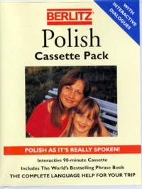 Berlitz - Polish. 1 Cassette audio