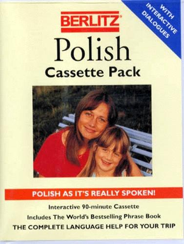 Berlitz - Polish. 1 Cassette audio