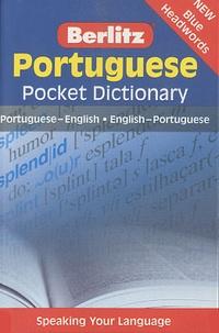 Portuguese Berlitz Pocket Dictionary- Portuguese-Englsih English-Portuguese -  Berlitz | Showmesound.org