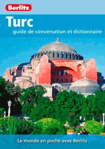 Berlitz - Turc - Guide de conversation et dictionnaire.