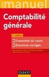Bernadette Collain et Frédérique Déjean - Mini manuel de comptabilité générale - L'essentiel du cours, exercices corrigés.