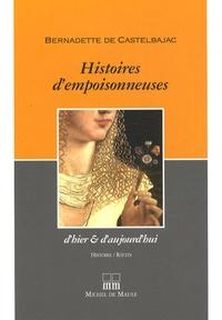 Histoiresdenlire.be Histoires d'empoisonneuses - D'hier & d'aujourd'hui Image