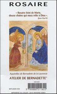 Bernadette de La Laurencie - Rosaire béni de Marie.