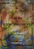 Bernadette Deconinck - Cours d'encadrement Méthode simple, complète et progressive - Initiation et perfectionnement.