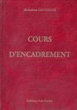 Bernadette Deconinck - Cours d'encadrement - Méthode simple, complète et progressive.