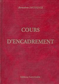Cours dencadrement - Méthode simple, complète et progressive.pdf