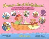 Bernadette Després - Maman les p'tits bateaux - 13 chansons de toujours avec un orchestre symphonique. 1 CD audio