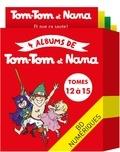 Jacqueline Cohen et Bernadette Després - Tom-Tom et Nana, Tome 01 - Tom-Tom et Nana - Pack nouvelle édition n°1.