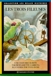 Deedr.fr Les trois fileuses - D'après un conte traditionnel anglo-saxon Image