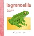 Bernadette Gervais - La grenouille.