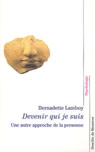 Bernadette Lamboy - .