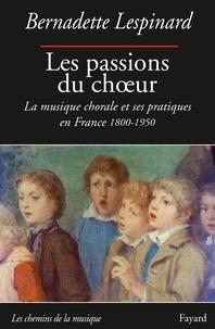 Deedr.fr Les passions du choeur - La musique chorale et ses pratiques en France 1800-1850 Image