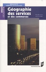 Bernadette Mérenne-Schoumaker - Géographie des services et des commerces.