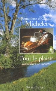 Bernadette Michelet et Claude Michelet - .