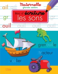 Bernadette Pons et Vanna Bristot - Les sons - Maternelle grande section.