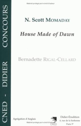 """Bernadette Rigal-Cellard - N. Scott Momaday, """"House made of dawn""""."""