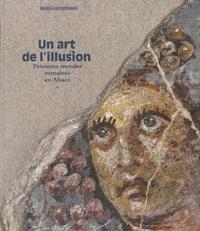 Bernadette Schnitzler - Un art de l'illusion - Peintures murales romaines en Alsace.
