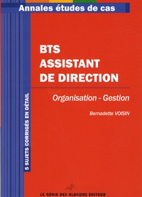 Bernadette Voisin - BTS assistant de direction.