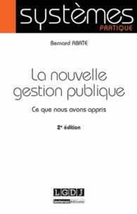La nouvelle gestion publique - Ce que nous avons appris.pdf