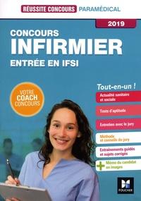 Bernard Abchiche et Valérie Béal - Concours infirmier entrée en IFSI.
