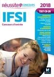 Bernard Abchiche et Valérie Béal - IFSI concours d'entrée.
