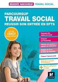 Parcoursup Travail Social- Réussir son entrée en IFTS - Bernard Abchiche |