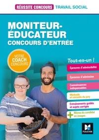 Bernard Abchiche et Cécile Fleury - Réussite Concours - Moniteur-éducateur - Concours d'entrée - Catégorie B - Préparation complète.