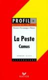 """Bernard Alluin - """"La Peste"""" (1947), Camus - Résumé, personnages, thèmes."""