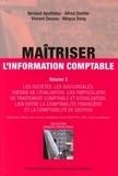 Bernard Apothéloz et Alfred Stettler - Maîtriser l'information comptable - Tome 2.