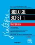 Pierre Peycru - Biologie tout-en-un BCPST 1re année.