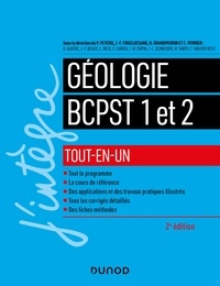 Télécharger gratuitement ebook joomla Géologie tout-en-un BCPST 1re et 2e années - 2e éd.