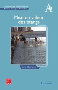 Bernard Bachasson - Mise en valeur des étangs.