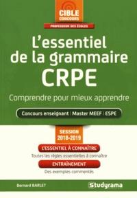 Lessentiel de la grammaire CRPE - Comprendre pour mieux apprendre.pdf