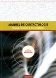 Bernard Barthélémy - Manuel de Contactologie - Travaux Dirigés et Travaux Pratiques.