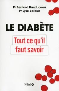 Le diabète- Tout ce qu'il faut savoir - Bernard Bauduceau |