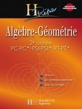 Bernard Beck et Isabelle Selon - Algèbre-Géométrie 2e année PC-PC*/PSI-PSI* - Cours avec exercices corrigés.
