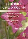 Bernard Bédé et Nicole Bédé - Les plantes de Dordogne.