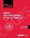 Bernard Beignier et Jean-René Binet - Droit des personnes et de la famille.