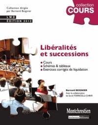 Rhonealpesinfo.fr Libéralités et successions - Cours, schémas et tableaux, exercices et corrigés de liquidation Image