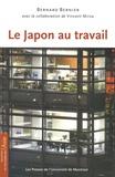 Bernard Bernier - Le Japon au travail.