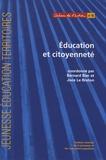 Bernard Bier et Joce Le Breton - Education et citoyenneté.